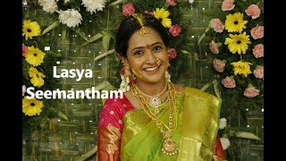 LasyaTalks| Lasya Seemantham| Baby Shower| My Seemantham| LasyaManjunath