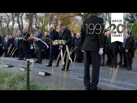 OPCW 20 Moments Video
