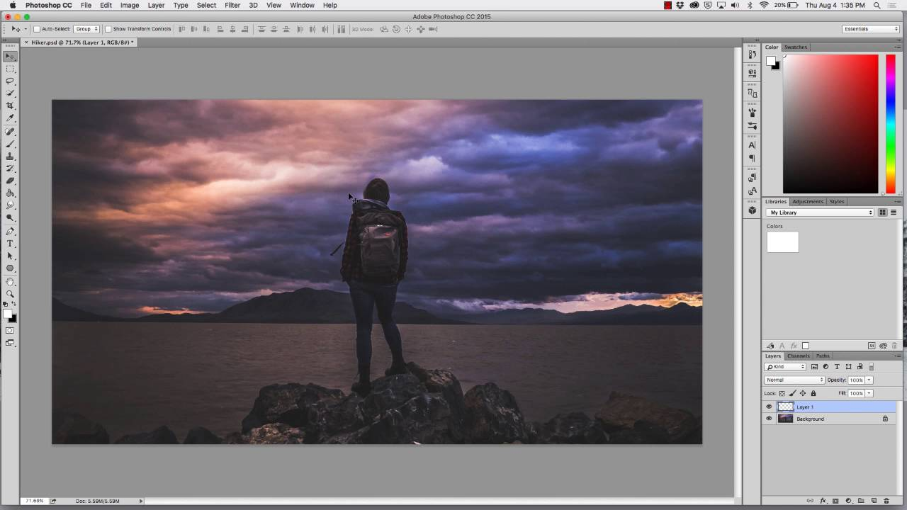 the photoshop Create and enhance your photos, images, and designs with adobe photoshop cc, the world's best imaging and photo editing software.