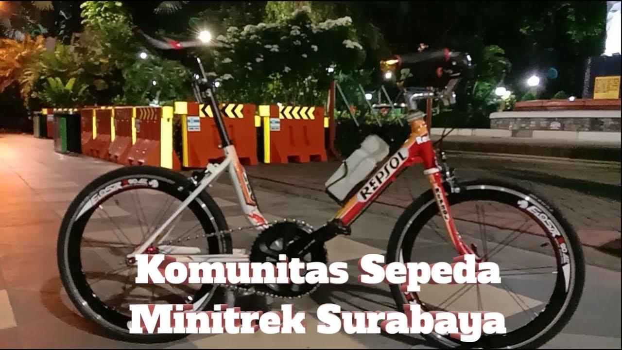 Merakit Sepeda Minitrek Bikin Heboh YouTube