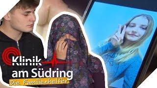 Für muslimischen Freund? Alina (15) trägt plötzlich Kopftuch | Die Familienhelfer | SAT.1