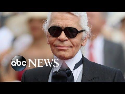 The legacy of fashion icon Karl Lagerfeld l GMA