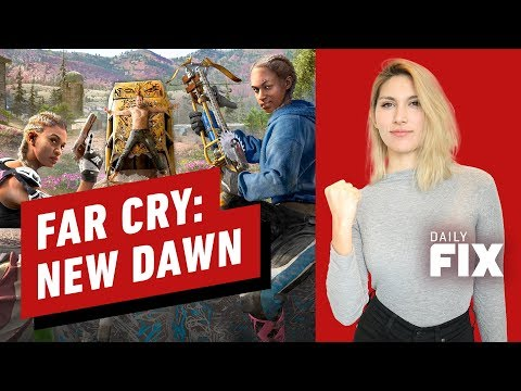 Far Cry: New Dawn Is Changing the Outpost System - IGN Daily Fix thumbnail