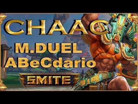 SMITE! Chaac, No perdonamos un error! Master Duel Abecedario #21