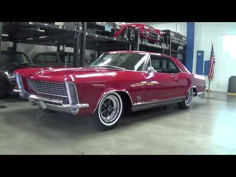 1965 Buick Riviera Gran Sport New Arrival West Coast Classics