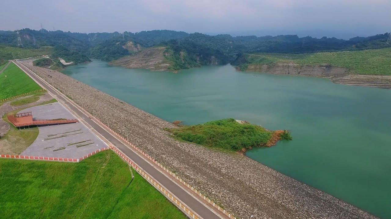 【湖山水庫】空拍 Aerial Photography of Taiwan 【Hushan Dam】 - YouTube
