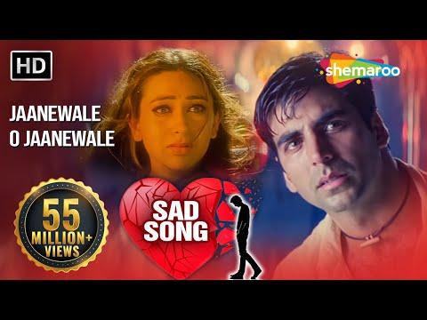 Jaanewale Dekh Raha Hai  Jaanwar Songs  Akshay Kumar  Karisma Kapoor  Sonu Nigam  Qawwalli
