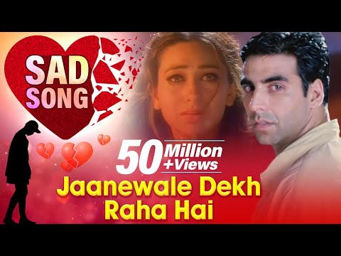 Jaanewale Dekh Raha Hai - Jaanwar Songs -...