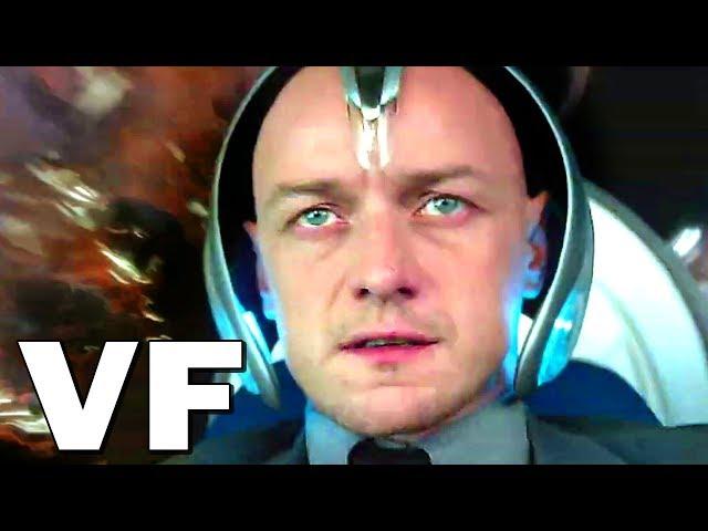 X-MEN DARK PHOENIX Bande Annonce VF # 3 (NOUVELLE, 2019)