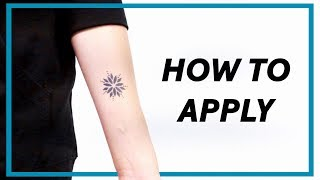 inkbox - How To Apply