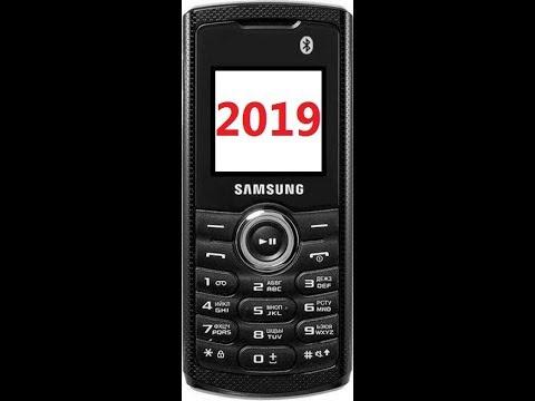 Samsung GT-E2121B в 2019 году