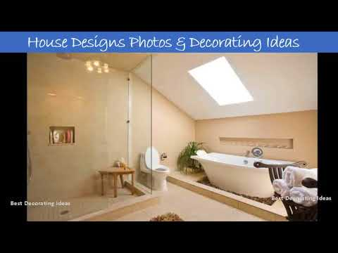 Attic bathroom design ideas | Interior styles & picture guides to create & maintain beautiful