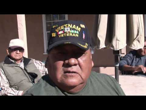 Native American Veterans ask for understanding and help Part 1