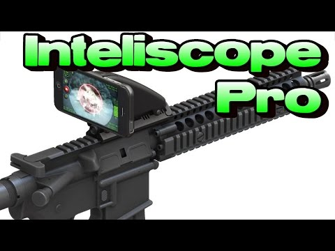 Inteliscope Thermal Weapon Sight Budget Predator Vision