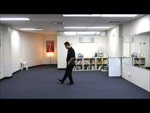 Wu Style Tai Chi Chuan 108 Movements Standard Form 85 Step Forward