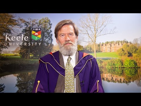 Honorary Graduate, Ian Redmond OBE