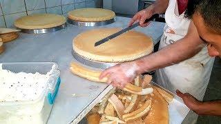 6 Katlı Düğün Pastası Yapımı | Turkish wedding cake