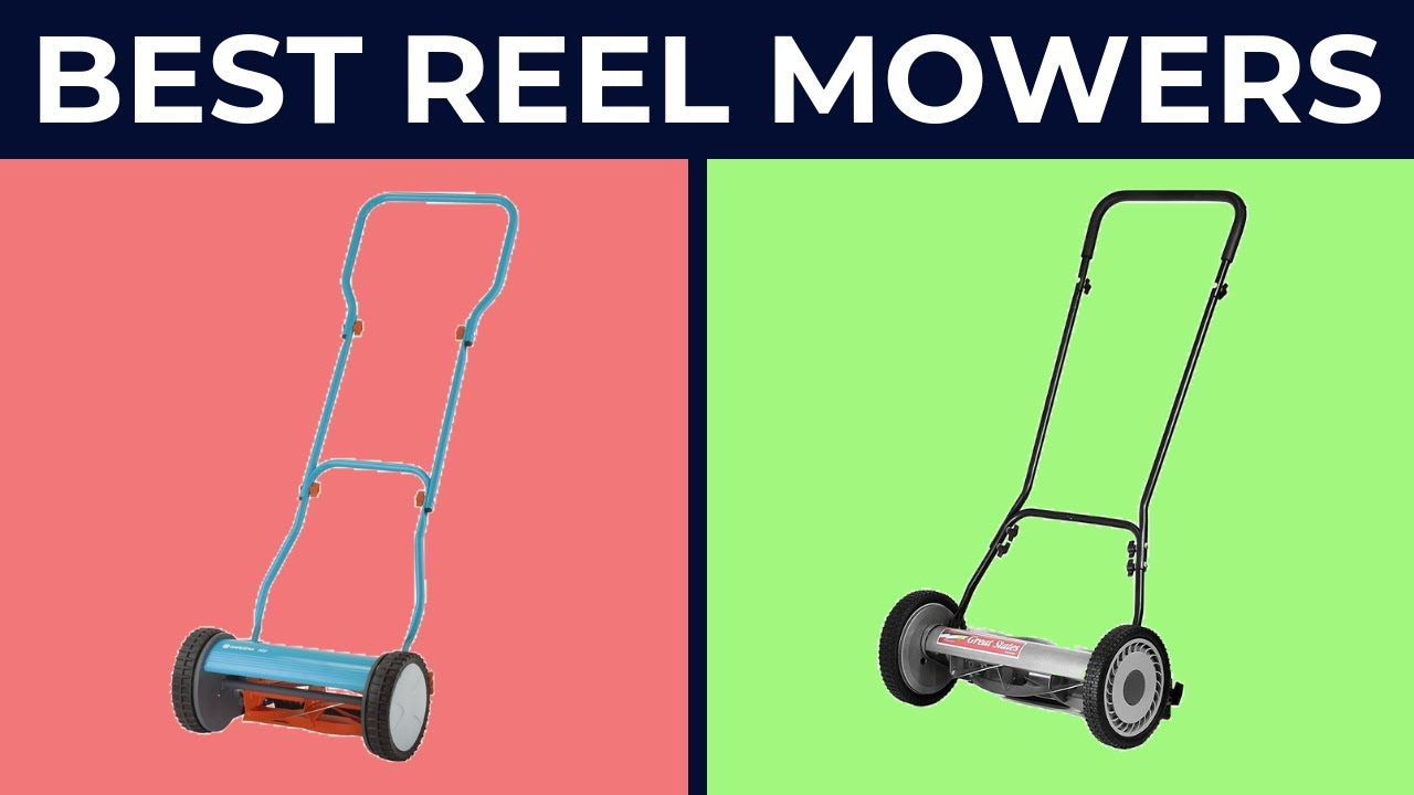 Top 7: Best Reel Mowers 2019 | Review & Comparison