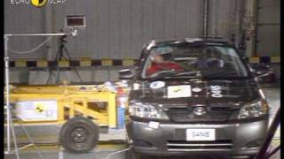 Euro NCAP | Toyota Corolla | 2002 | Crash test