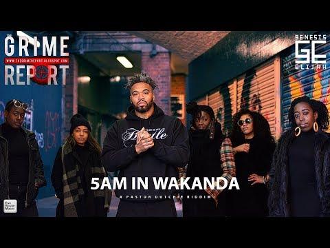 Genesis Elijah - 5AM In Wakanda [Official Music Video] @GenesisElijah