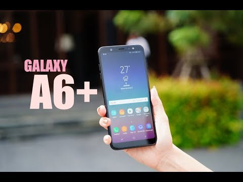 [ รีวิว Samsung Galaxy A6+ (2018) ] กล้องคู่ จอเต็ม ราคาจับต้องได้ - วันที่ 23 May 2018