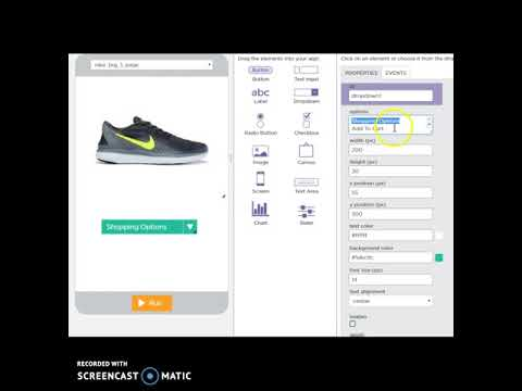 Coding Phone Apps: Shopping App 9