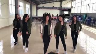 Modern Dance XII IPA 2 SMA SANTO THOMAS 1 MEDAN