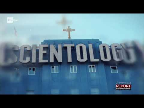 Come entrare in Scientology - Report 13/11/2017