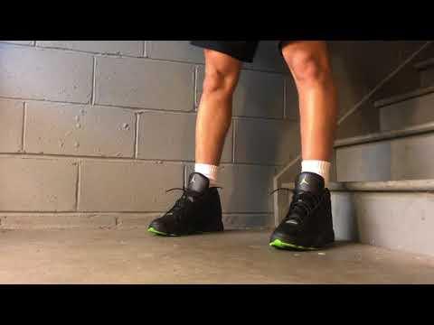 buy popular 461d3 a62d3 Jordan 13 Altitude (2017) - On Feet