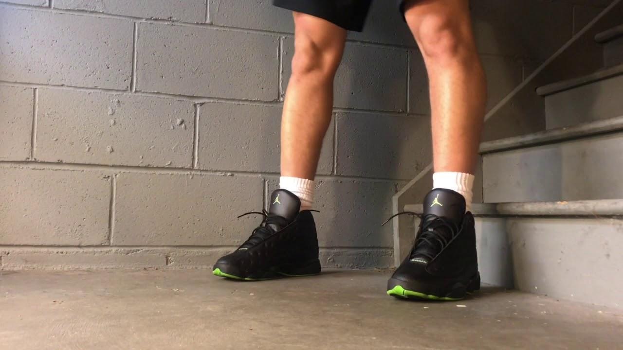 Jordan 13 Altitude (2017) - On Feet - YouTube 6323b8042