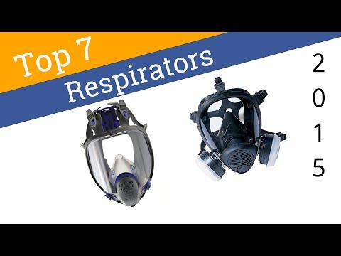 7 Best Respirators 2015