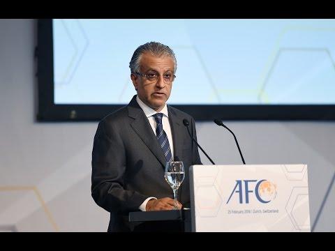 Shaikh Salman promises delegates: 'I won't mortgage FIFA'