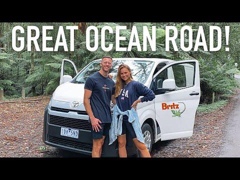 MELBOURNE VLOG - GREAT OCEAN ROAD PART 1
