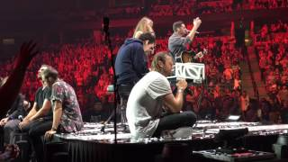I Surrender by Hillsong United featuring Lauren Daigle @ the Pepsi Center