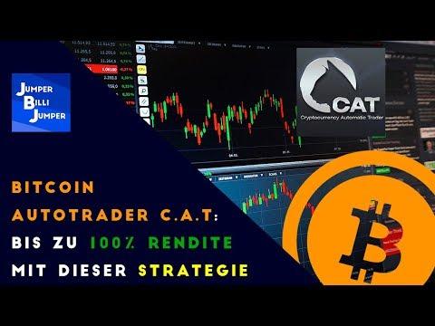 Bitcoin AutoTrader CAT: Strategie für 100% Rendite vorgestellt