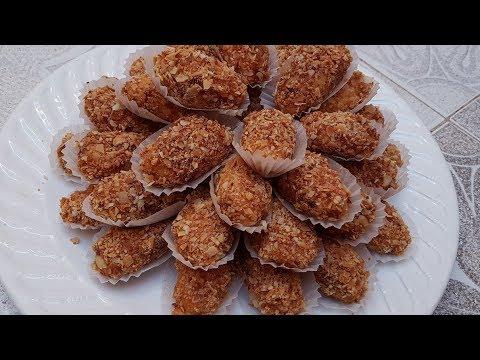 جديد حلوى ب4 مكونات أساسية جد هشة وتذوب فالفم بدون بيض