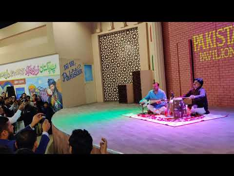 Global village Dubai pakistan cluster celebration