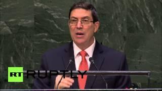 USA: UN votes AGAINST US embargo on Cuba