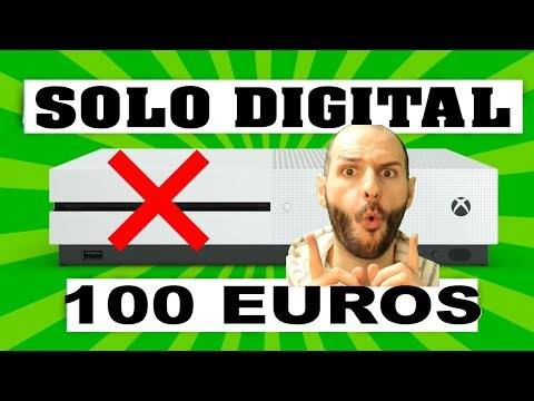 ¡MICROSOFT SACARÁ UNA XBOX ONE SOLO DIGITAL POR 100 EUROS EN 2019! - Sasel - Phil Spencer - consolas