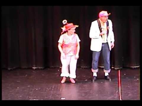 Gloria Tatum & Nick Strom Tap Dance