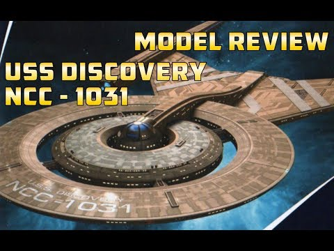 Star Trek: Discovery Starships - USS DISCOVERY