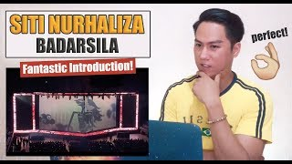 Gambar cover [REACTION] Badarsila - Opening Dato Sri Siti Nurhaliza On Tour 2019 Live in Kuala Lumpur