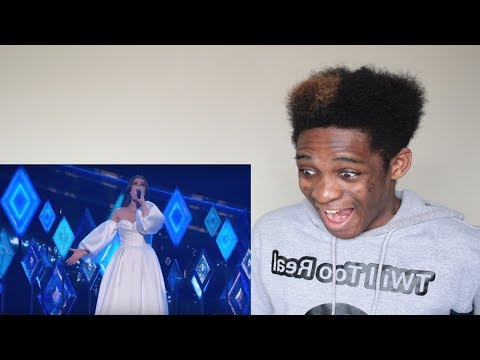 Idina Menzel, AURORA - Into the Unknown (Live from the 92nd Academy Awards) REACTION