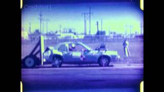 Pontiac Sunbird | 1979 | Rear Crash Test | Nhtsa