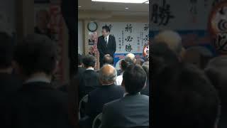 つげ芳文先生の当選への御礼(第25回参議院議員通常選挙)