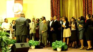 PCAF National Youth Choir - Hallelujah Salvation & Glory