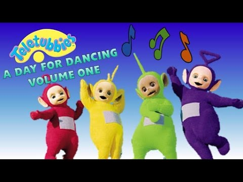 Teletubbies - A Day for Dancing (Volume 1)