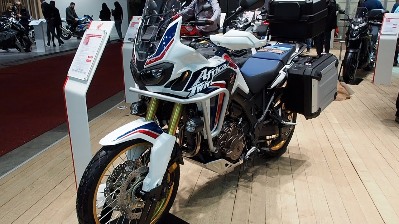 honda crf1000l africa twin 2017 in detail review. Black Bedroom Furniture Sets. Home Design Ideas