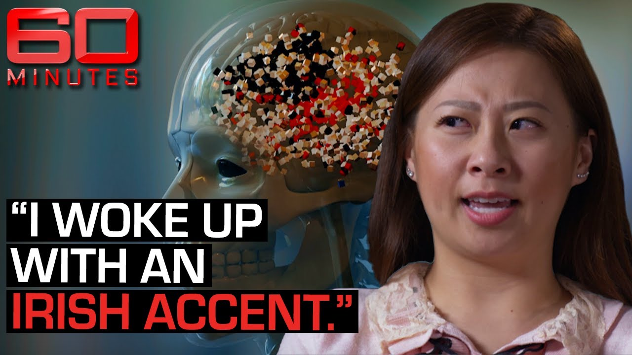 Foreign Accent Syndrome: The medical mystery leaving analysts stumped | 60 Minutes Australia