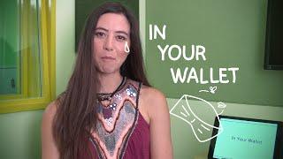 Weekly German Words with Alisa - In Your Wallet